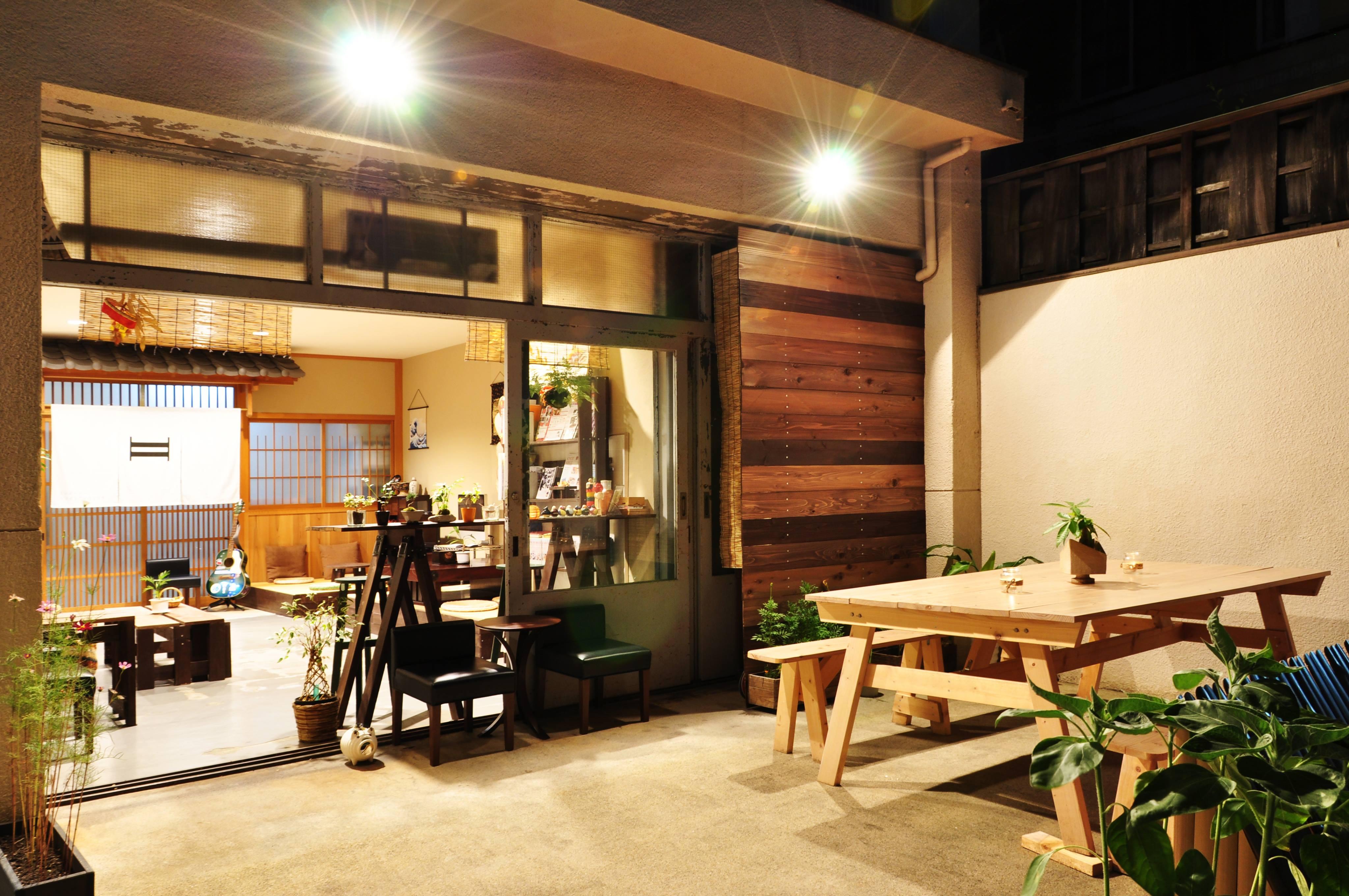 【京都】SUZUKI GUEST HOUSE