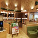 アーバンクアの図書スペース