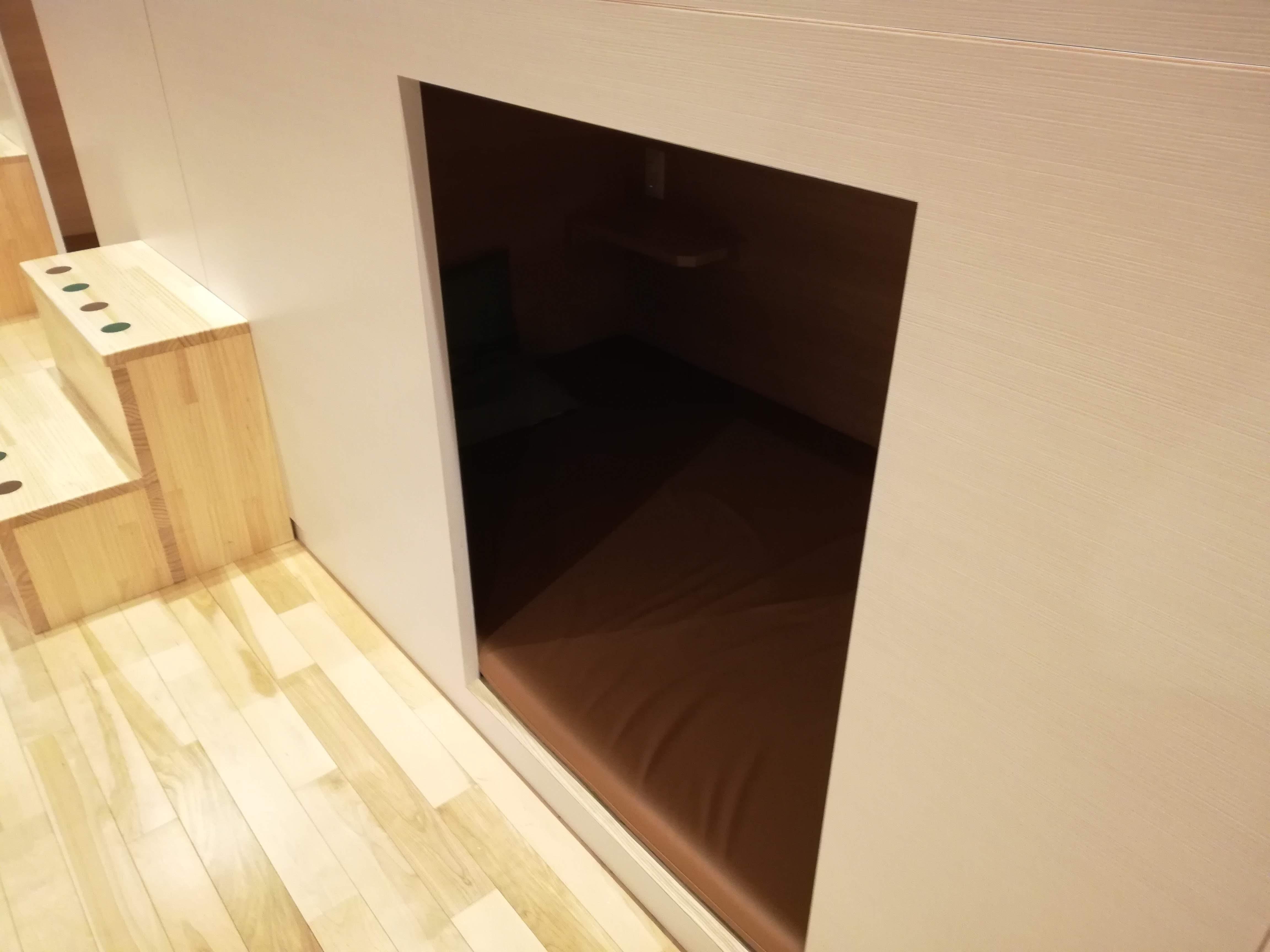アーバンクアの仮眠室1